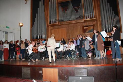 concerto coro afasici al conservatorio nicolini di piacenza